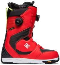 DC Shuksan BOA Snowboard Boots Mens Sz 10 Racing Red