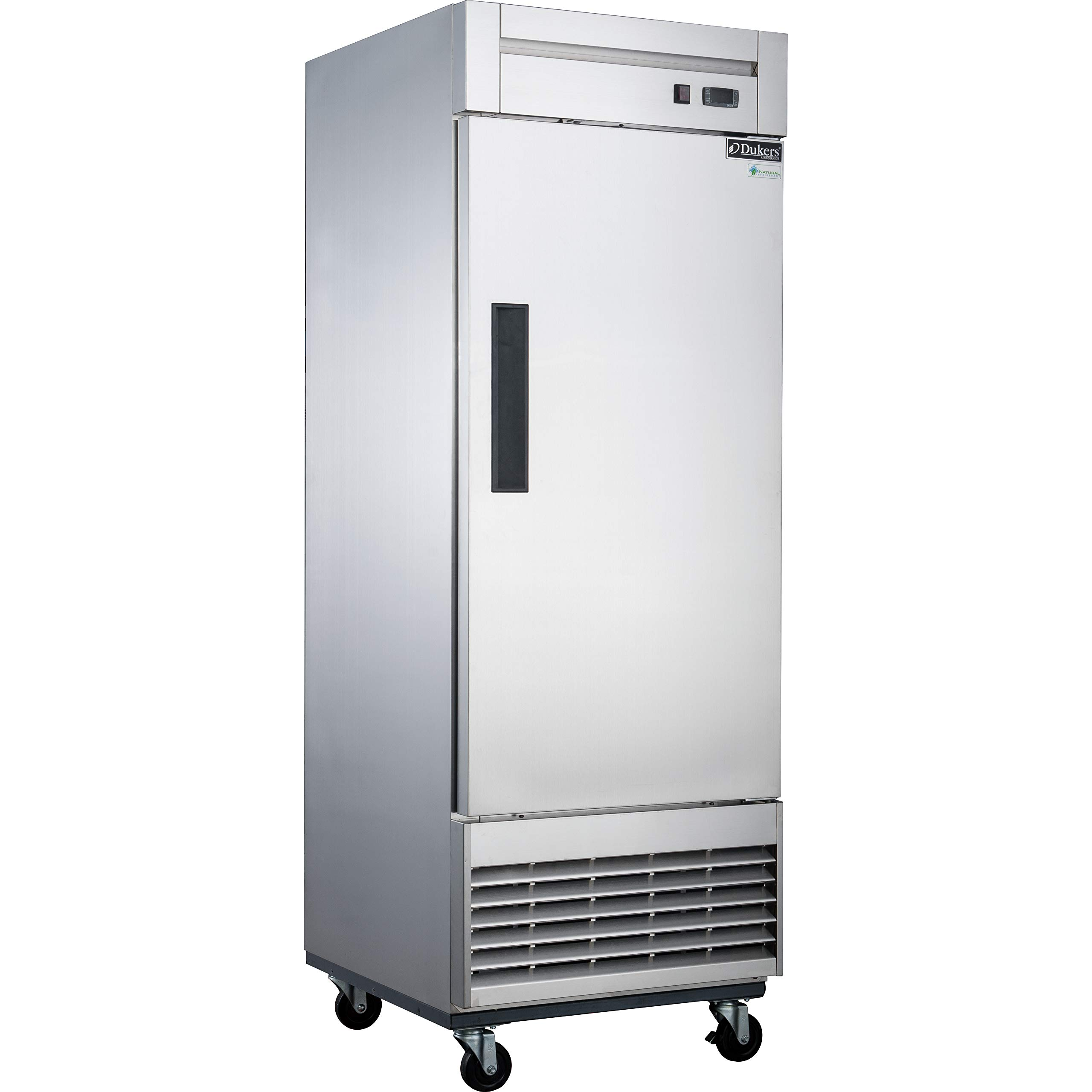 Dukers D28R 17.7 cu. ft. Energy Star Certified Commercial Refrigerator