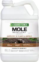 Liquid Fence Mole Repellent Concentrate, 2.5-Gallon, 2-Pack