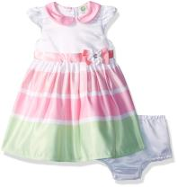 Little Me Baby Girls' Special Occasion Dress and Panty Set
