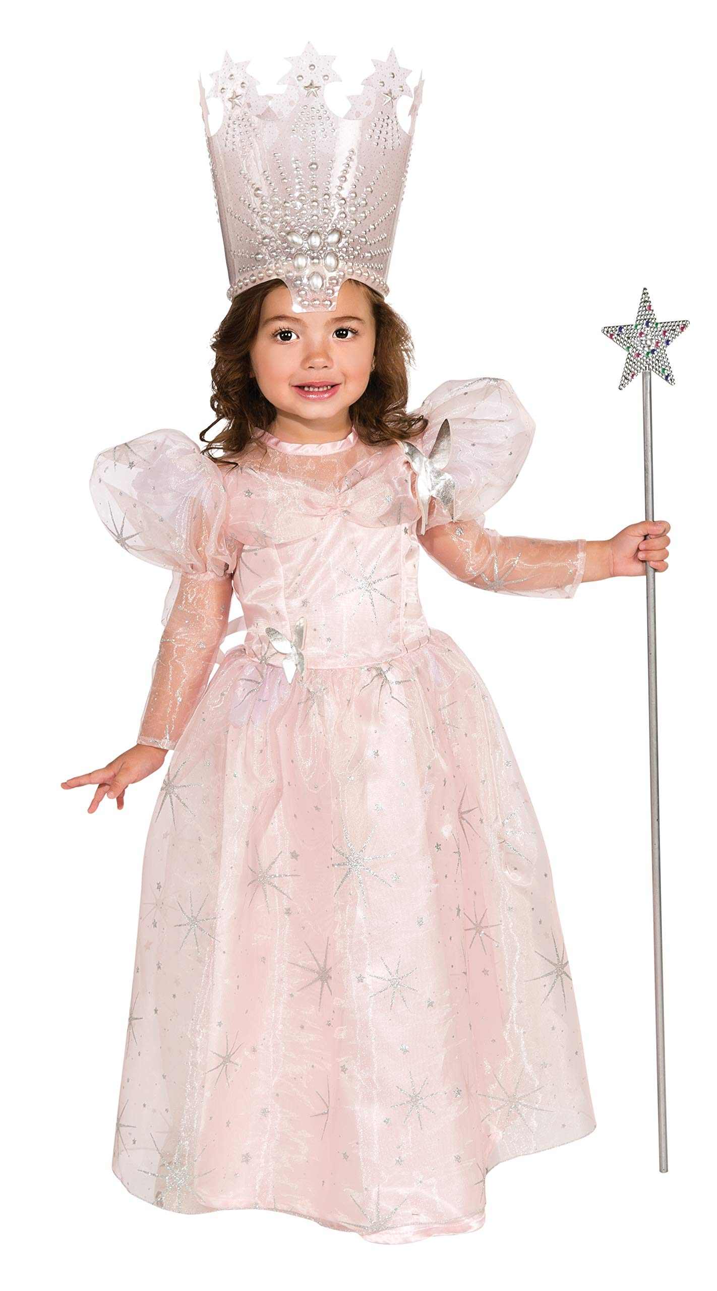 Rubie's The Wizard of Oz Toddler Costume Girls Glinda The Good Witch
