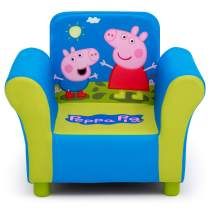 Delta Children Upholstered Chair, Peppa Pig
