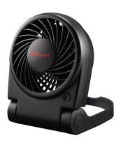 Honeywell HTF090B Turbo on the Go Personal Fan Black