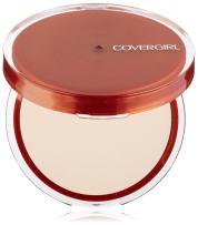 CoverGirl Clean Pressed Powder Classic Beige (N) 130, 0.39-Ounce Pan (Pack of 2)