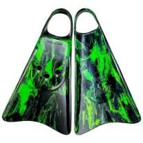 Kpaloa Training Fins for Swimming Splash Green