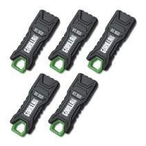 GorillaDrive 3.0 Ruggedized 128GB USB Flash Drive (5-Pack)