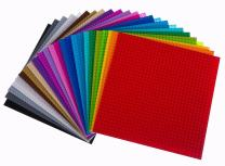 Strictly Briks 10x10 4 Packs (16 - 24 Pack - 24 Colors)