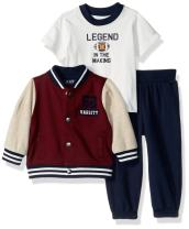 The Children's Place Baby Boys' 3-Piece Athletic Set