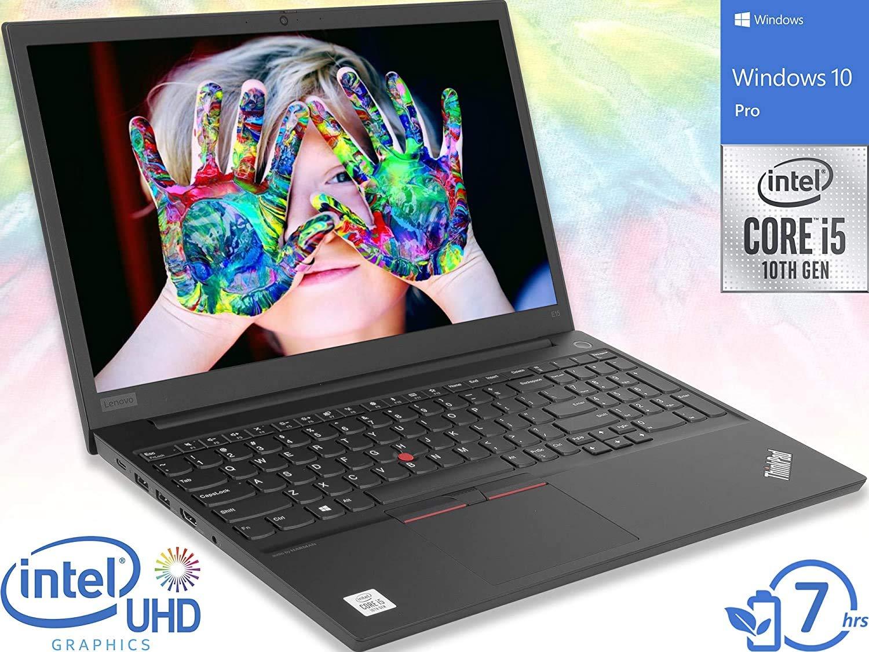 "Lenovo IdeaPad S145 Notebook, 15.6"" HD Display, Intel Dual-Core Pentium 5405U Gold 2.3GHz, 4GB RAM, 256GB SSD, HDMI, Card Reader, Wi-Fi, Bluetooth, Windows 10 Pro"