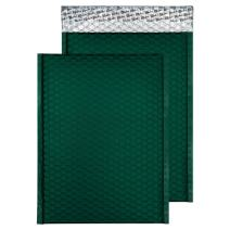 Blake Padded Bubble Mailer, 8 1/2 x 12 Inches, Protective Envelopes, Alpine Green, Peel & Seal (MTBRG305/10-76) - Pack of 10