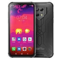 "Rugged Cell Phone Unlocked, Blackview BV9800 Pro Thermal Imaging, 6GB+128GB Helio P70 Andorid 9.0 Waterproof Smartphone 48MP+16MP Cameras Wireless Charging 6.3"" FHD+ 6580mAh 4G Dual SIM Phones"