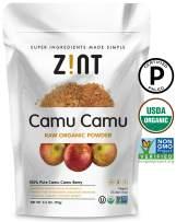 Camu Camu Powder, Natural Vitamin C by Zint: Raw Organic Antioxidant Superfood - Immune Support Booster & Anti Aging - Non GMO, Super Vitamin C Berry (3.5 oz)