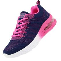 JARLIF Womens Comfortable Fashion Sneakers AirAthleticTennis Casual Sport RunningShoes US5.5-10