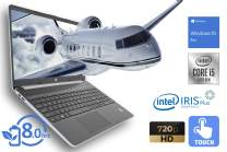 "HP 15 Laptop, 15.6"" HD Touch Display, Intel Core i5-1035G4 Upto 3.70GHz, 16GB RAM, 1TB SSD, HDMI, Card Reader, Wi-Fi, Bluetooth, Windows 10 Pro S"