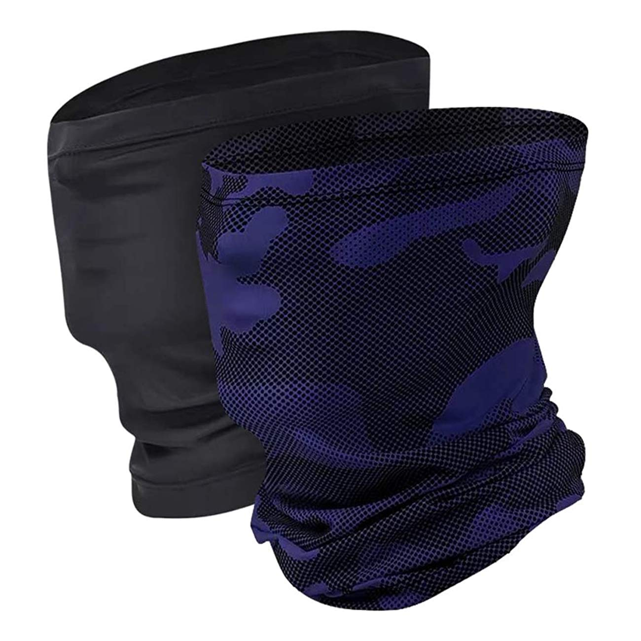 Neck Gaiter Non Slip Face Scarf Ultra Breathable Balaclava for Wind Sun UV and Dust Protection,Hiking Running Cycling