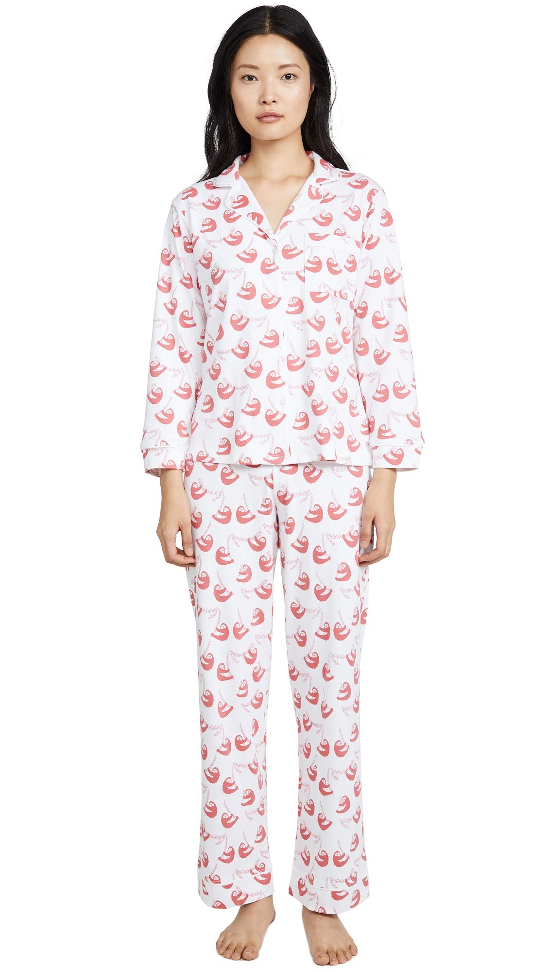 Ro's Garden Women's Carmen Pajama Set