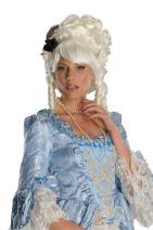 Rubie's Costume Marie Antoinette Wig with Black Rose
