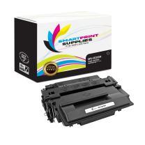 Smart Print Supplies Compatible 55A CE255A Black Toner Cartridge Replacement for HP Laserjet P3010 P3015 P3015D P3015DN P3015X Printers (6,500 Pages)