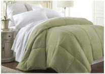 Becky Cameron Down Alternative Comforter, King, Sage