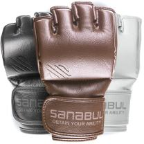 Sanabul New Item Battle Forged MMA Grappling Gloves 4 oz