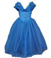 JerrisApparel Girls Princess Costume Butterfly Halloween Party Dress
