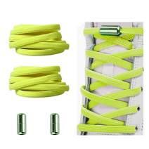 No Tie Shoelaces, Elastic Shoelaces for Adults/Kids,Elastic No Tie Shoe Laces