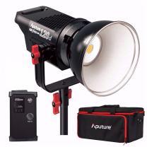 Aputure 120D II LED Video Light, 30,000 lux@0.5m, CRI96+ TLCI97+, Support DMX, 5 Pre-Programmed Lighting Effects, Ultra Silent Fan, W Pergear Soft Diffuser