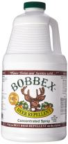Concentrated Deer Repellent - Bobbex | Deer, Elk, and Moose Deterrent Concentrate (64 oz.) UB-U9NT-KE8U