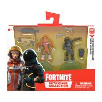 Fortnite Battle Royale Collection: Dark Voyager & Mission Specialist - 2 Pack of Action Figures