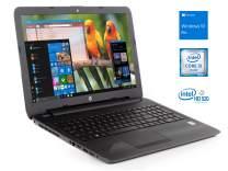 "HP 250 G5 Notebook, 15.6"" SVA Anti-Glare HD, Intel Dual-Core i5-6200U Upto 2.8GHz, 16GB DDR4, 256GB SSD, DVD-RW, VGA, HDMI, Card Reader, Wi-Fi, Bluetooth, Windows 10 Pro"