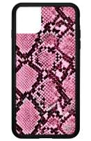 Wildflower Limited Edition Cases for iPhone 11 Pro Max (Pink Snake)