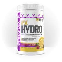 PX Hydro, Fat Burner Powder, Ultimate Weight Loss Formula, Support Appetite Suppression, Healthy Body Composition, Continuous Clean Energy and Metabolic Focus Support (Raspberry Lemonade)