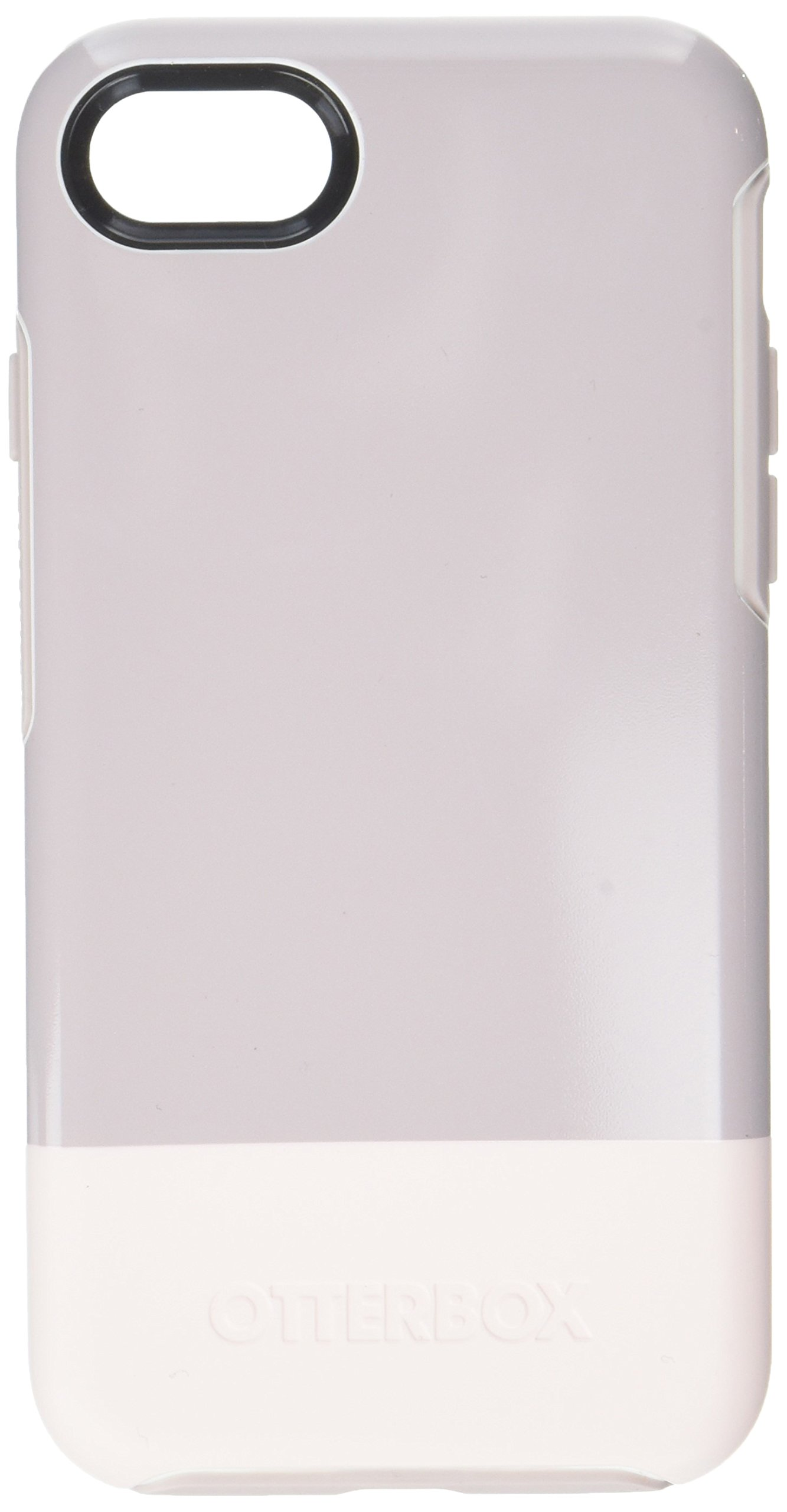 OtterBox SYMMETRY SERIES Case for iPhone SE (2nd gen - 2020) and iPhone 8/7 (NOT PLUS) - Retail Packaging - SKINNY DIP (WHTE/PALE MAUVE/SKINNY DIP)