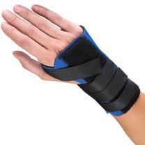 OTC Wrist Splint, Cock-up Style, Neoprene, Medium (Right Hand)