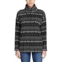 Eddie Bauer Women's Quest Fleece Pullover - Print
