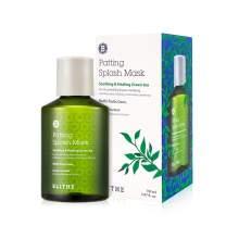 Blithe Patting Splash Mask Soothing & Green Tea for Oil Controlling & Pore Clarifying, 5.07 Fl Oz