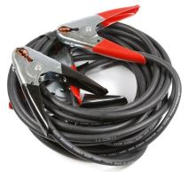 Forney 52877 Jumper Battery Cables, Heavy Duty Booster # 2 with 500 Amp Clamps, 20-Feet