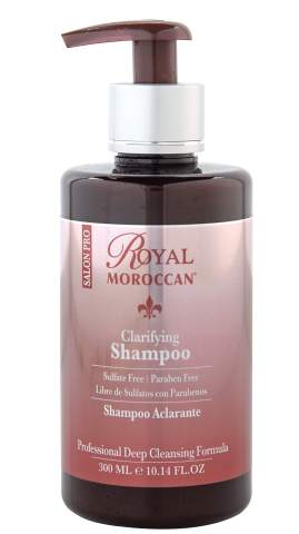 Clarifying Shampoo Color Protection Treated Hair ( 300 ml / 10.14 oz ) Keratin Shampoo Paraben & Sulfate Free   Moisturizing Cleansing Smoothing Shampoo, Moroccan Argan Oil   Keratin Hair Products