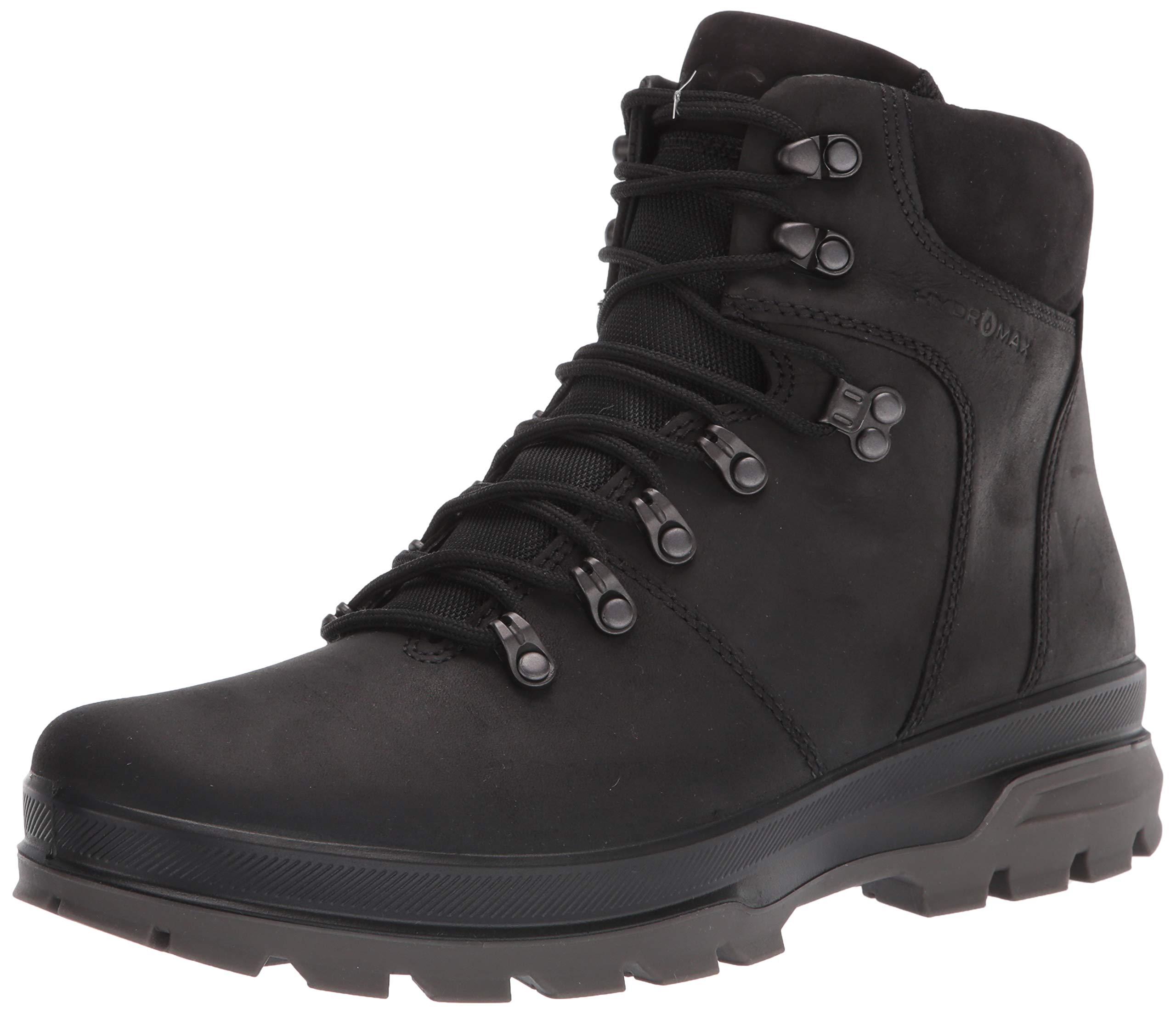ECCO Men's Rugged Track High Hydromax Hiking Shoe