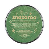 Snazaroo Face and Body Paint, 18ml, Metallic Green, 6 Fl Oz