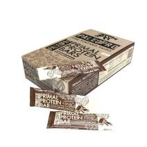 PaleoPro Primal Protein Bars, Coconut Cacao + Almonds, Keto Protein Bars, Gluten-Free, No Dairy, No Whey, No Soy, from Pastured Grass-fed Beef, Non-GMO Egg White Protein, Almonds and Cashews, 12-Pack