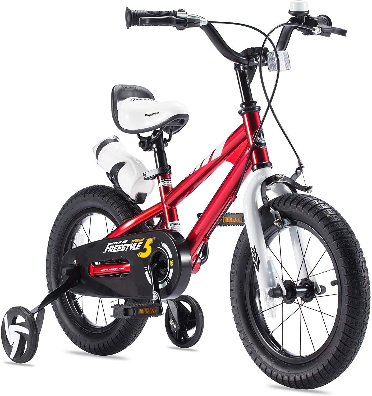 Kid/'s Bike Children Bicycle V-Brake Child Training Bicycle Boys Girls 18/'/' Wheel