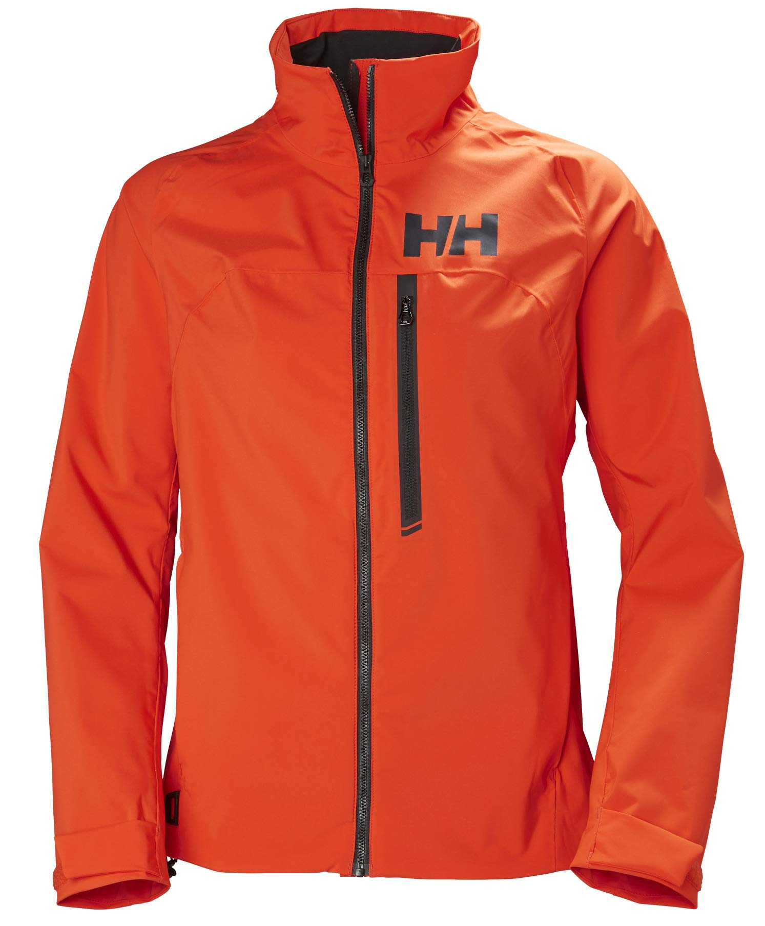 Helly-Hansen womens Hydropower Racing Waterproof Windproof Breathable Mesh Lined Technical Marine Design Jacket
