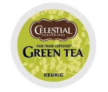 Celestial Seasonings Green Tea, Single-Serve Keurig K-Cup Pods, 72 Count