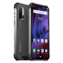 "Ulefone Armor 7E (2020) Rugged Smartphone Unlocked, IP68 Waterproof Cell Phones Helio P90 4GB + 128GB, 48MP + 2MP + 2MP Triple Camera, 5500mAh Battery QI Wireless Charge, 6.3"" FHD+, Global Bands, NFC"