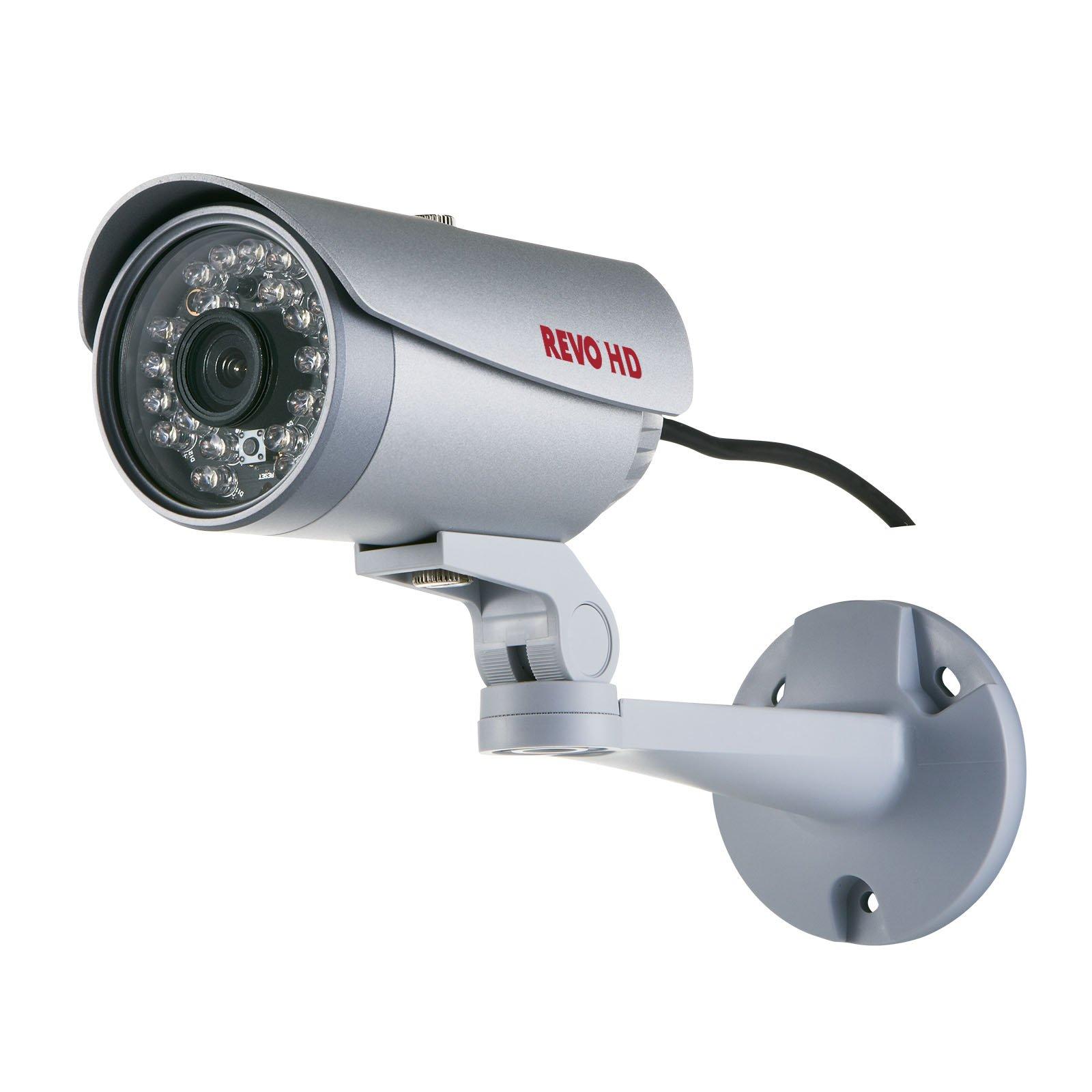 REVO America Direct IP Indoor/Outdoor Bullet Camera [1080p HD, Day/Night Network Camera]