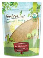 Organic Maca Powder, 8 Ounces - Gelatinized, Non-GMO, Kosher, Vegan, Bulk