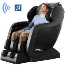 OOTORI Zero Gravity Massage Chair,Full Body Shiatsu Electric Massage Chairs with Vibration Heating &Foot Roller