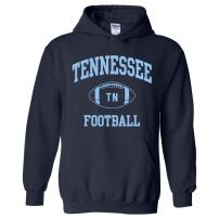 City Classic Football Arch Hoodie