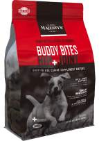 Majesty's Hip+Joint Buddy Bites - 28 Count, Small/Medium Dog - Bones, Joints & Cartilage Support Supplement - Peanut Butter/Coconut Oil Flavored - Glucosamine, Chondroitin - Mobility, Pain & Tension